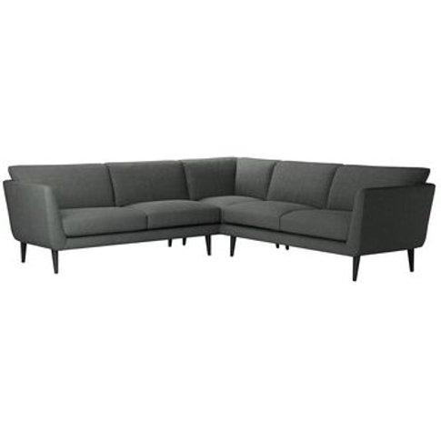 Holly Medium Corner Sofa In Wells Norfolk Cotton