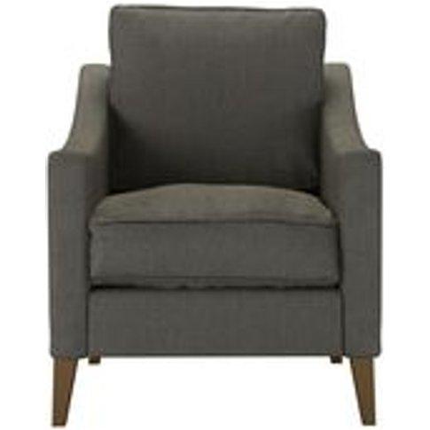 Iggy Armchair In Chia Baylee Viscose Linen
