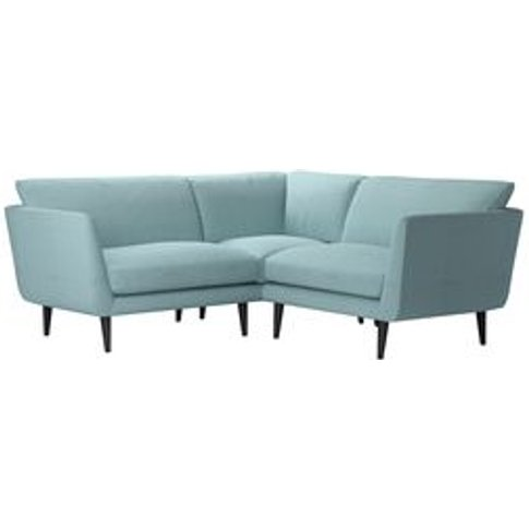 Holly Extra Small Corner Sofa In Forget Me Not Tori ...
