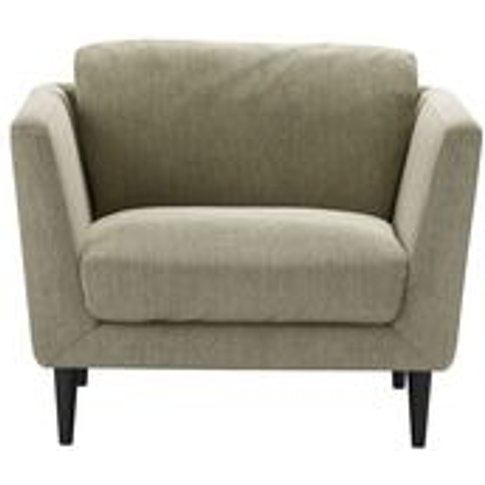 Holly Armchair In Cashmere Chenille