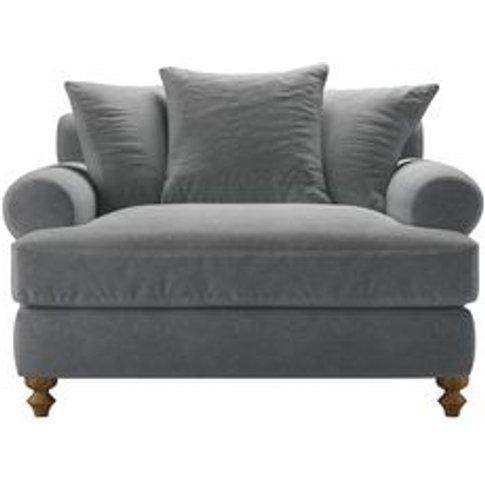 Teddy Loveseat Sofabed In Thatch Smart Velvet