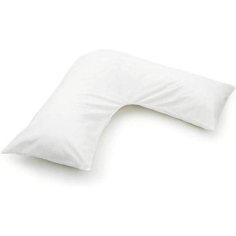 V Shape Pillowcase Pair