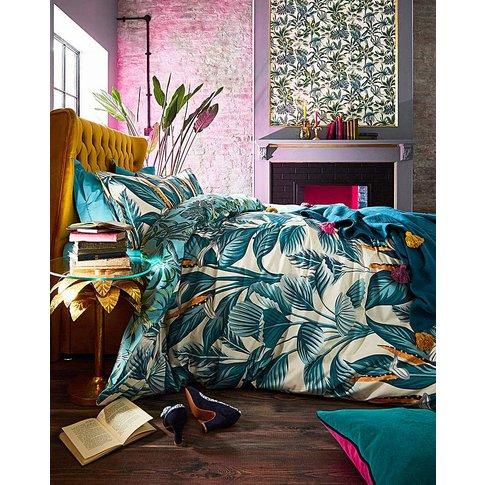 Joe Browns Tropical Printed Duvet Set