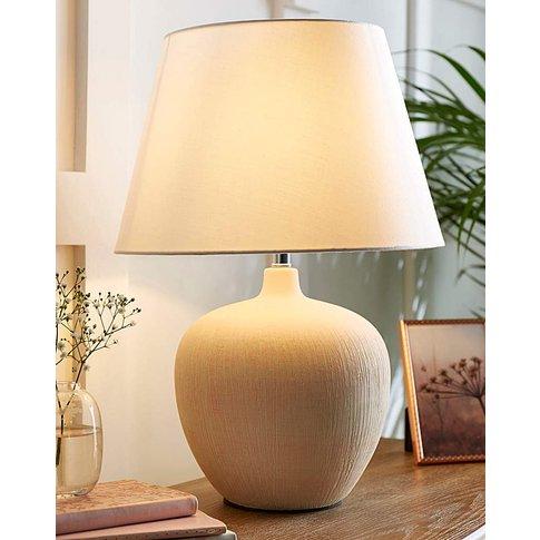 Tenby Ceramic Table Lamp