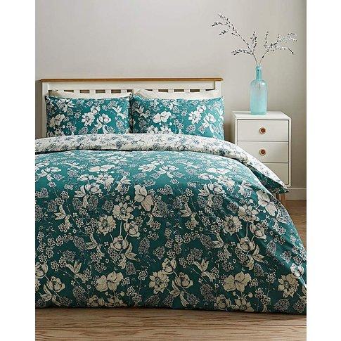 Moira Floral Duvet Cover Set