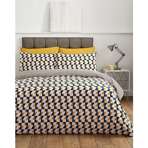 Lois Geo Duvet Cover Set