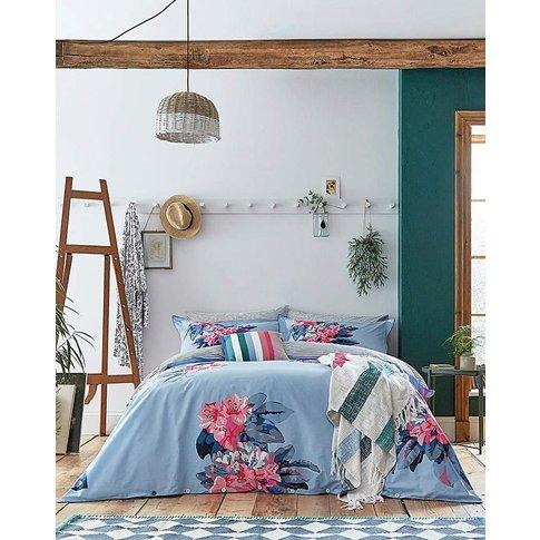 Joules Cornish Floral Duvet Cover Set