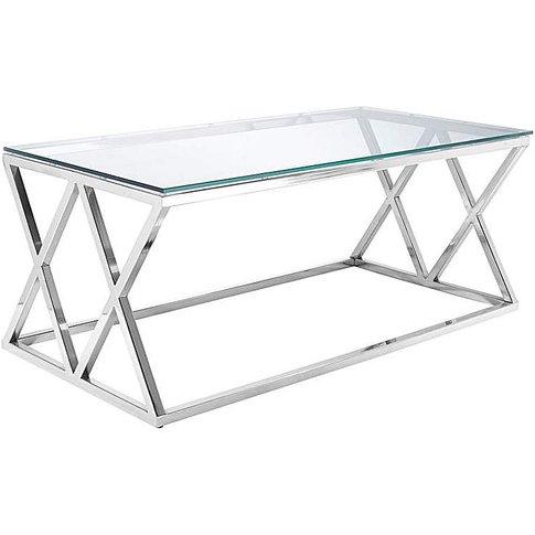 Margot Glass Coffee Table