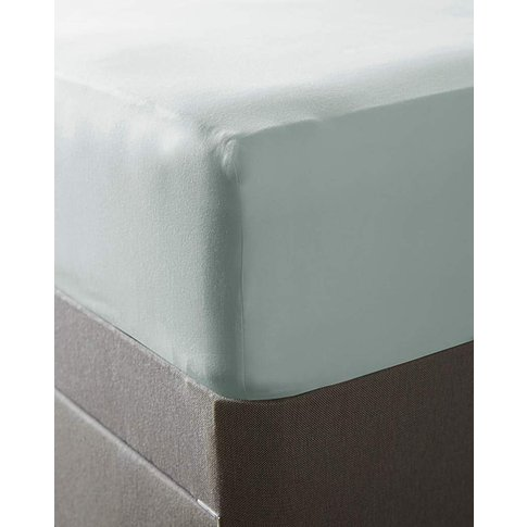 Egyptian Cotton 400 Tc Deep Fitted Sheet