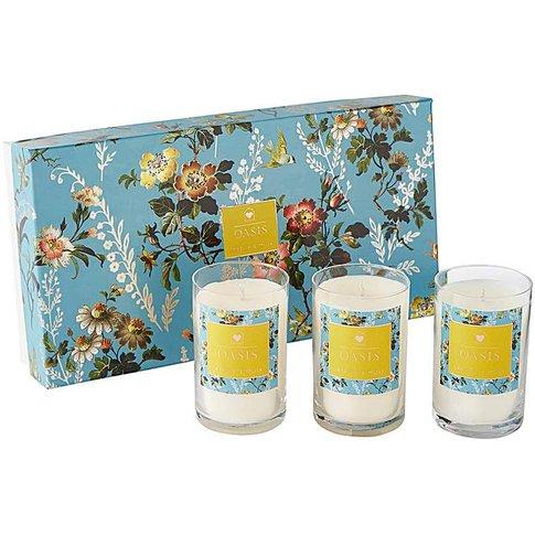 Oasis Leighton Votives Gift Set