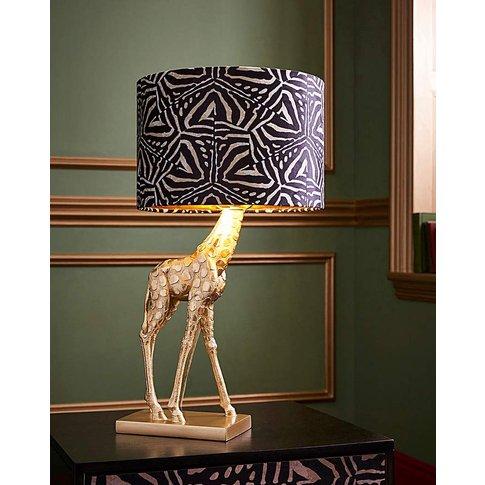 Joe Browns Giraffe Table Lamp