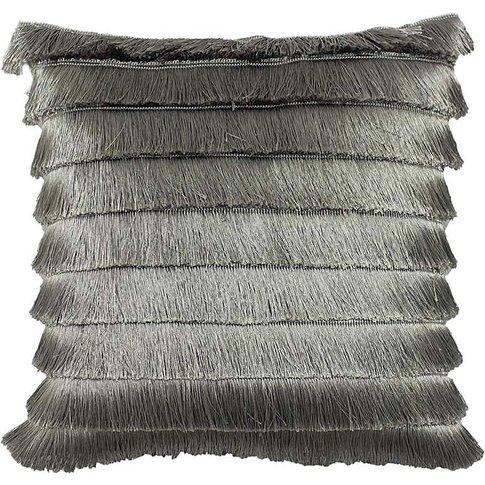 Flicker Tassel Cushion