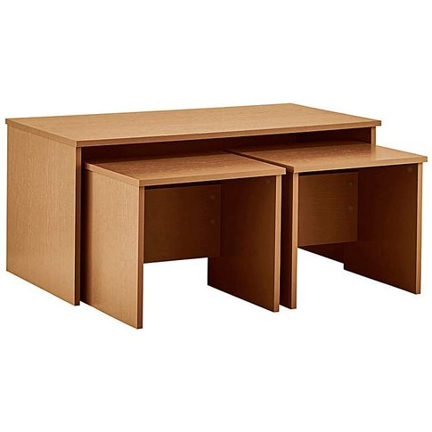 Norton Coffee Table With Nest Of Tables
