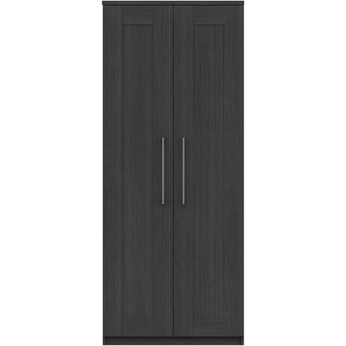 Warwick Assembled 2 Door Wardrobe