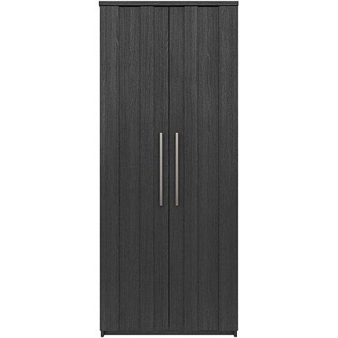 Newport Assembled 2 Door Wardrobe