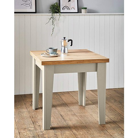 Hampton Square To Rectangle Dining Table