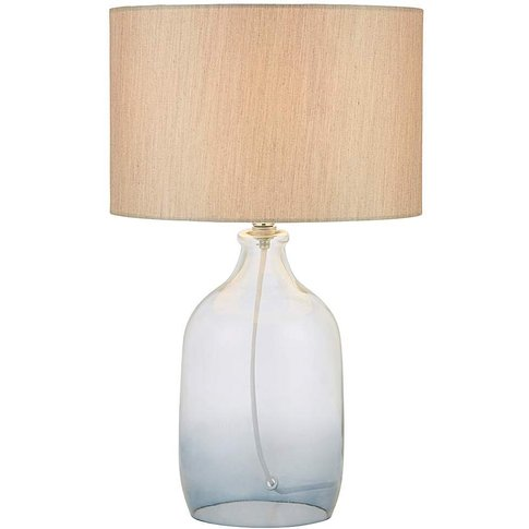 Ombre Glass Table Lamp