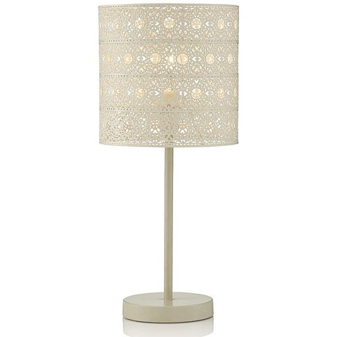 Sahara Cream Table Lamp