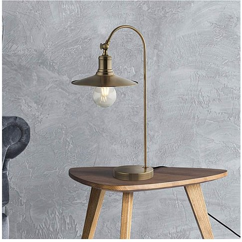 Kenzo Industrial Table Lamp