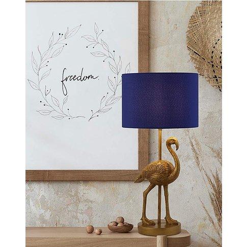 Heron Bird Table Lamp