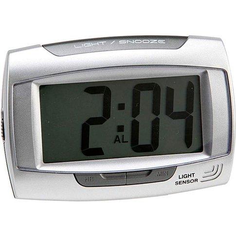 Lcd Alarm Clock Led Backlight