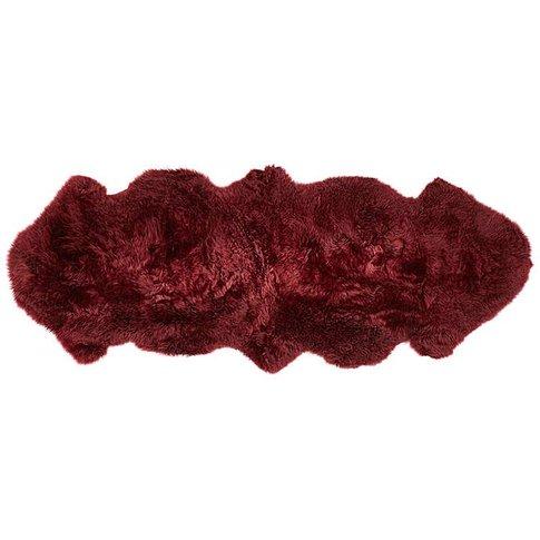 Genuine Sheepskin Rug- Double