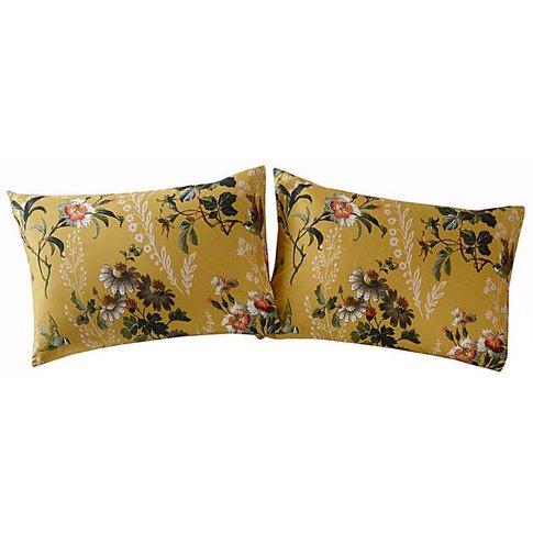 Oasis Leighton Cotton Pillow Cases