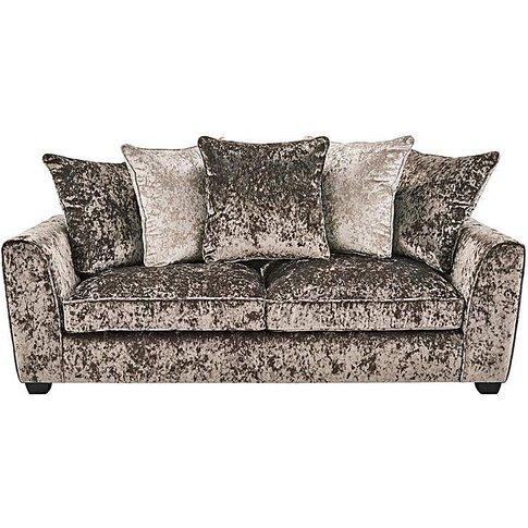 Jewel Three Seater Sofa
