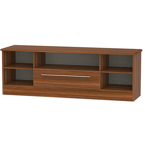 Lulworth Ready Assembled Wide Tv Unit