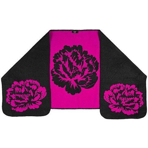 Joanna Hope Print Blanket Wrap