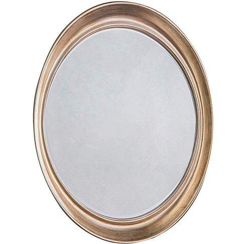 Fiddock Champagne Mirror