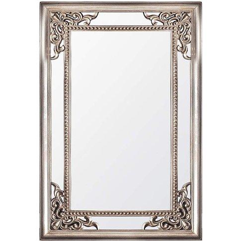 Fermont Champagne Silver Mirror