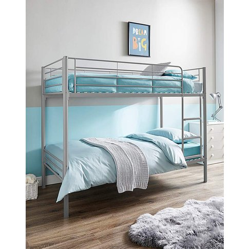 Jax Metal Bunk Bed