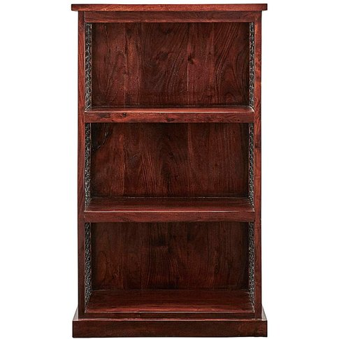 Jaipur Acacia Wood Bookcase