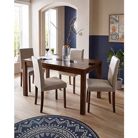 Mia Velvet Pair Of Dining Chairs
