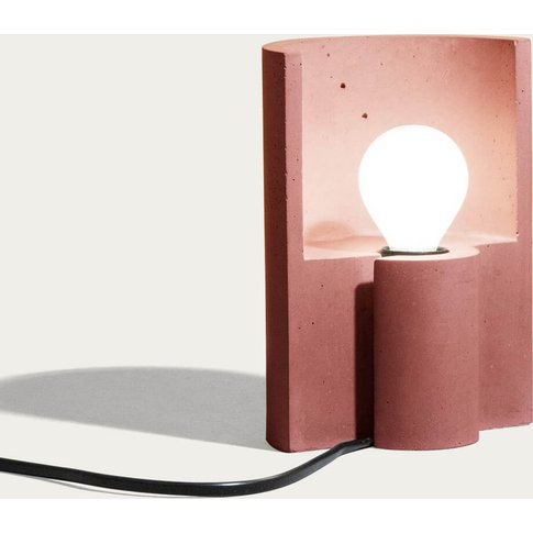 Red Esse Table Lamp