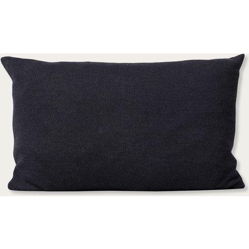 Dark Blue Aymara Cushion