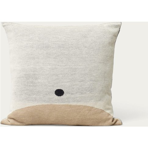 Pattern Cream Aymara Cushion
