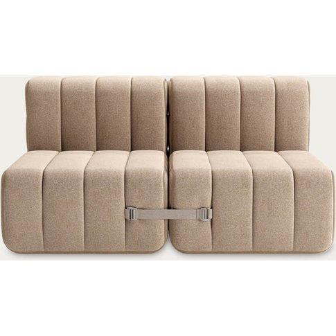 Beige Curt Sofa System 4 Modules - Dama