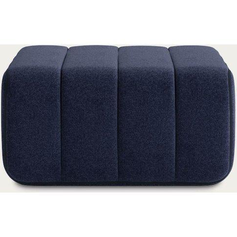 Dark Blue Curt Sofa Module - Dama