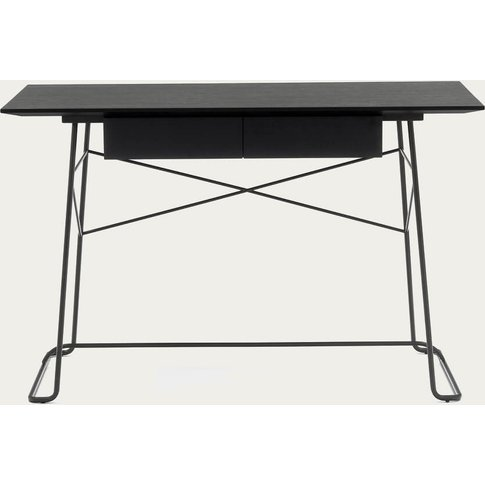 Black Brera Desk