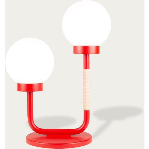 Strawberry Red Little Darling Table Lamp