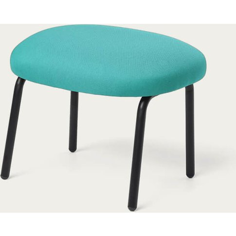 Lightgreen Dost Steel Footstool