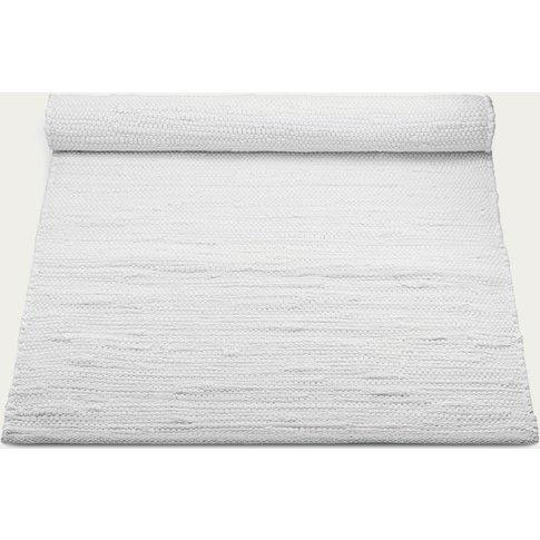 White Cotton Rug