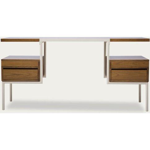 Ktab Desk Double
