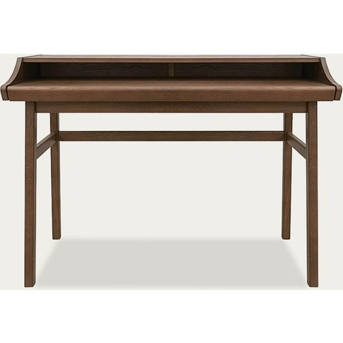 Walnut Carteret Desk