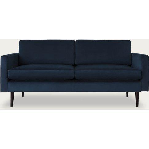 Teal Model 01 Velvet 2 Seater Sofa