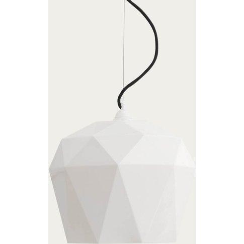 Pendant Lamp Triangulated Big
