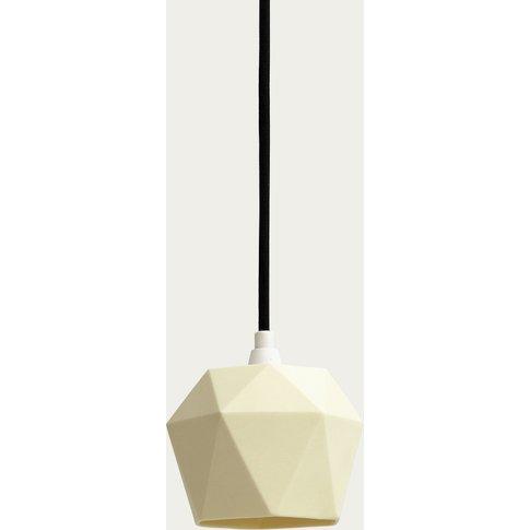 Citrus Porcelain Pendant Light Triangle