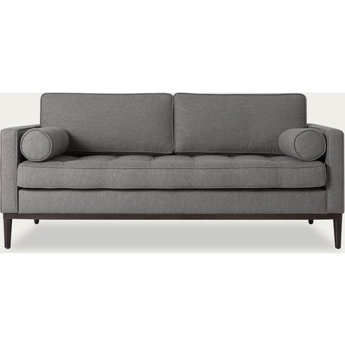 Shadow Model 02 Linen 2 Seater Sofa